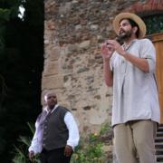 Siyabonga Maqungo und Ian Spinetti